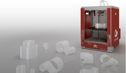 New 3D Printer by IRA3D, interview with CEO. Red additive manufacturing device for 3d printing.