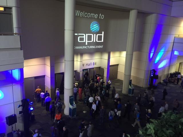 3DPW's Top 5 Exhibitors at Rapid 2016